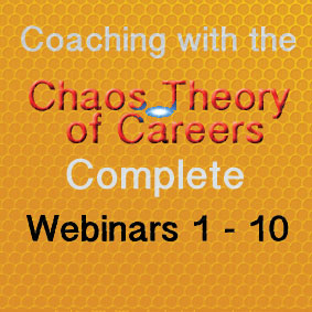 Coaching with the Chaos Theory of Careers Webinar Series