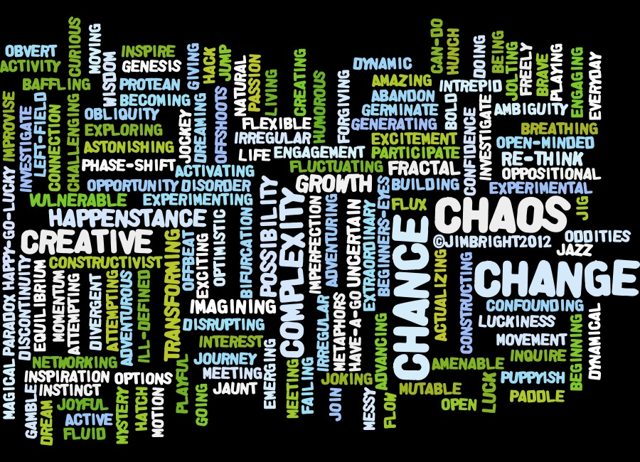 chaos wordle