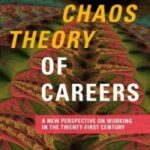The Cover of our new book – The Chaos Theory of Careers!
