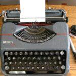 Oh Bad – the Larkin poetry of paperwork